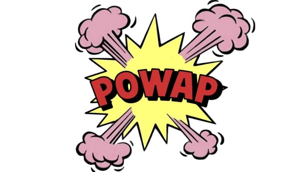 Logo of POWAP - Practices of Writing and Publishing