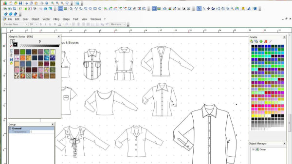 CADANDl9yE_Technical Fashion Drawing in Adobe Illustrator and Adobe Photoshop