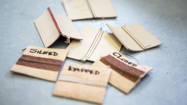 LEATHEu06v Leather Sewing Skills
