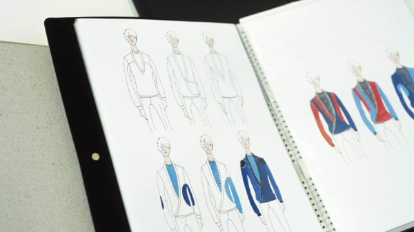 GARMENrqwk Garments: Fashion Drawing and Illustration (Online Course\)