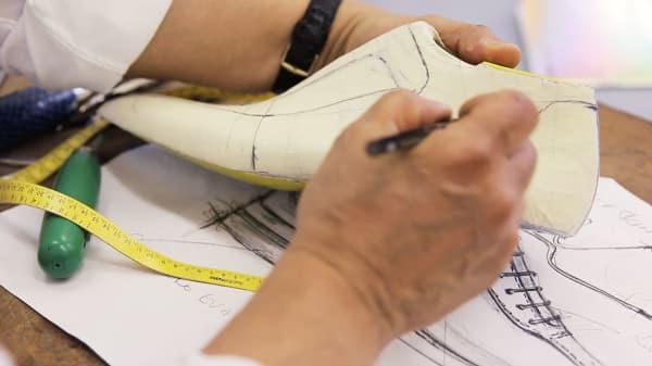 MASTERggRG Mastering Footwear