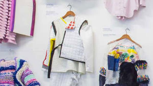 Foundation Fashion and Textiles banner