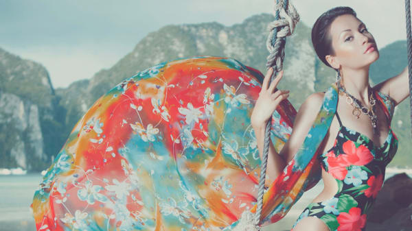 Creating a fashion advertising campaign