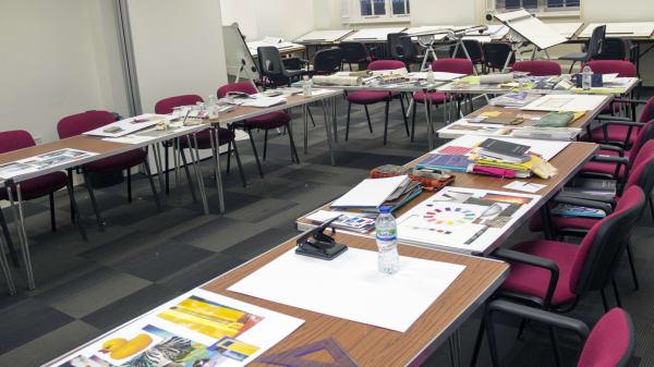 Short course classroom