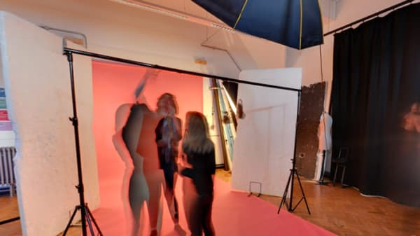 Photo Studio, Lime Grove