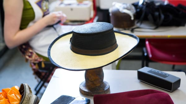 ef404e90 Millinery: Intensive | UAL