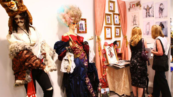 EXPERIrIAV Experimental Fashion Design (Online)