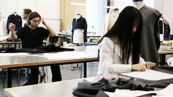 Summer Study Abroad - Fashion Design Menswear