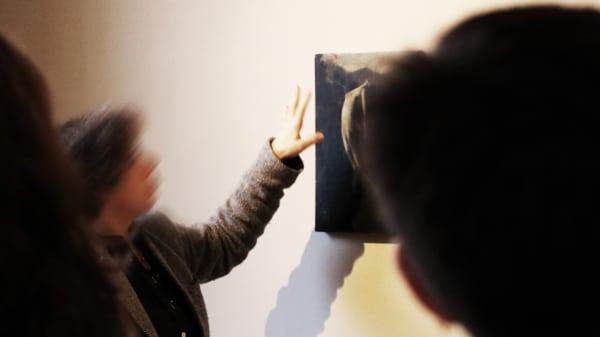 Art garllery presentation