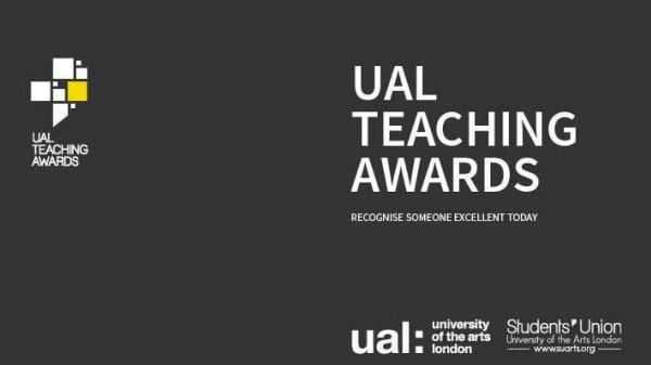 UAL Teaching Awards