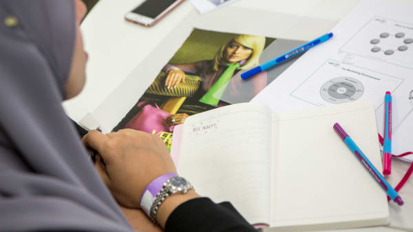 Essential Guide to the Fashion Business LCF-1