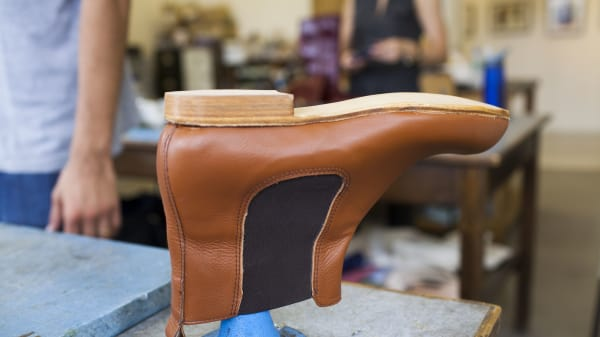 Shoe making The Boot 1