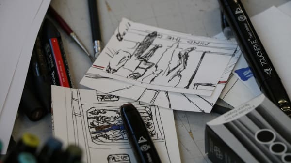 DRAWIN35hC_DrawingPortfolio