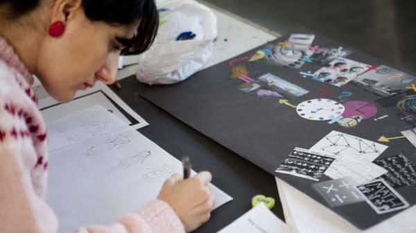 FASHIOOmQ2 Fashion Design and Making Summer School (16-18 year olds)