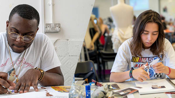 Fashion Design Summer School LCF