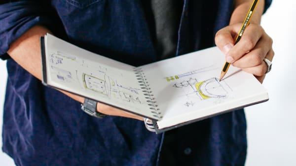 Sketchbook by Jessy Heikrujam