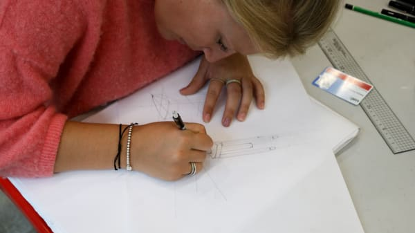 Student drawing