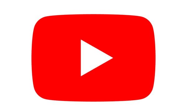 The YouTube button logo