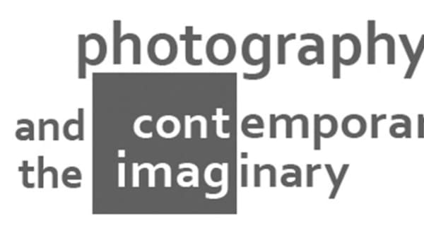 Logo of Photography and the Contemporary Imaginary