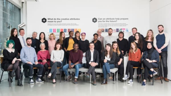 UAL Awarding Body team photo