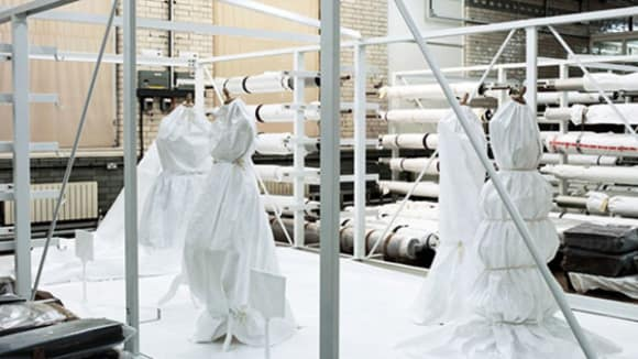 Centre for fashion curation