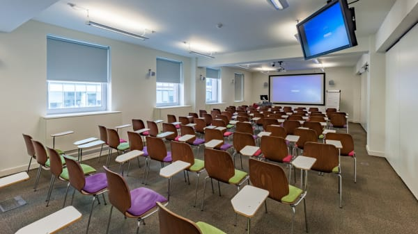 Auditorium Classroom, High Holborn