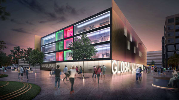 Photo of Global Academy