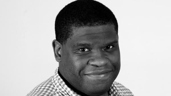 Portrait picture of Gary Younge