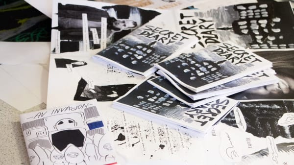 MAKINGvVkl_Making_Zines_The_Art_of_DIY_And_Self_Publication_For_16-18_Year_olds