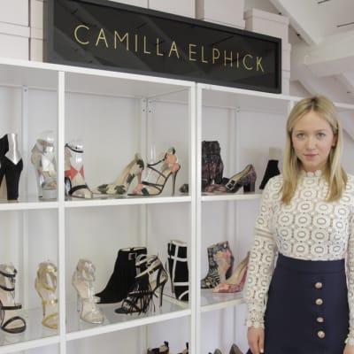 Camilla  Elphick