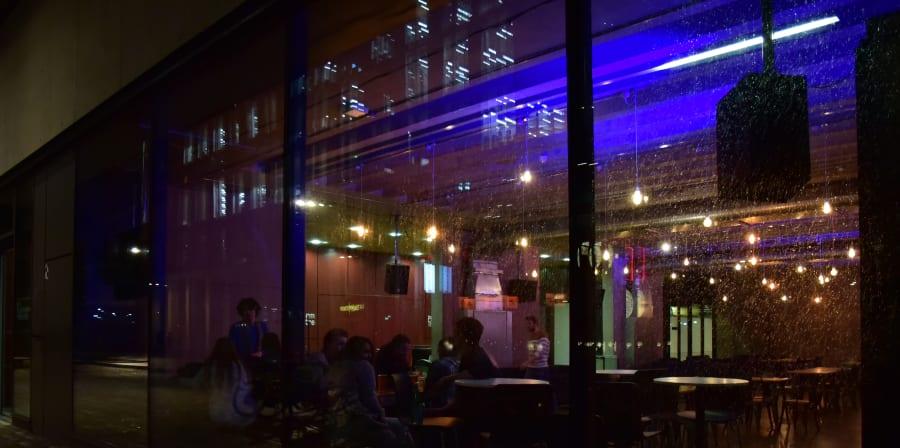 The Platform Theatre Bar