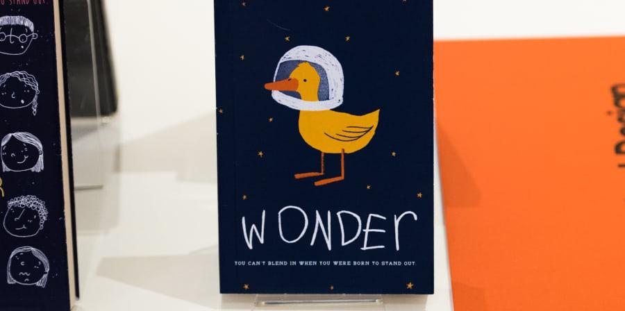 Illustration student Sian McKeever's award-winning design for Penguin Random House