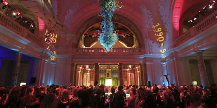 LCF Alumni Reception at the Victoria and Albert Museum