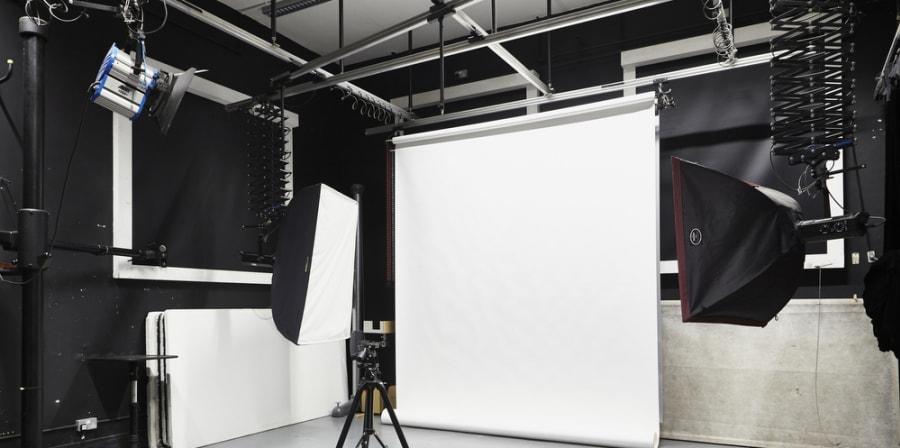 Chelsea photography studio.