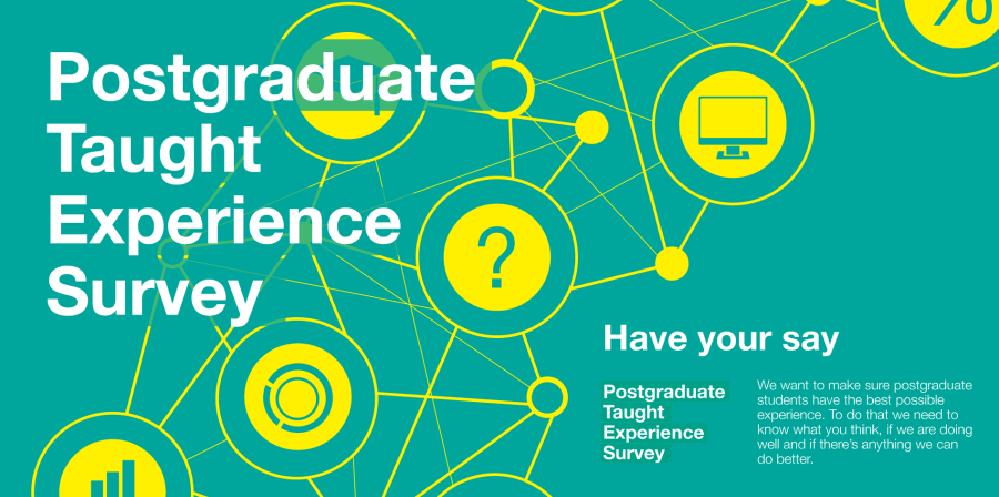 Postgraduate Taught Experience Survey (PTES) - have your say