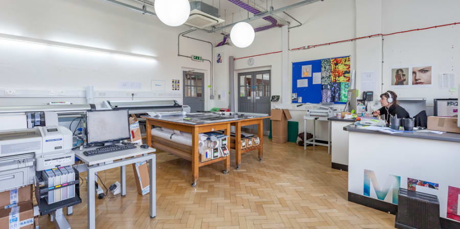 Media Lab at Lime Grove
