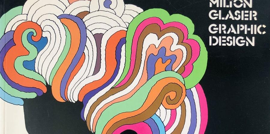 Milton Glaser's iconic psychadelic illustration of Bob Dylan.
