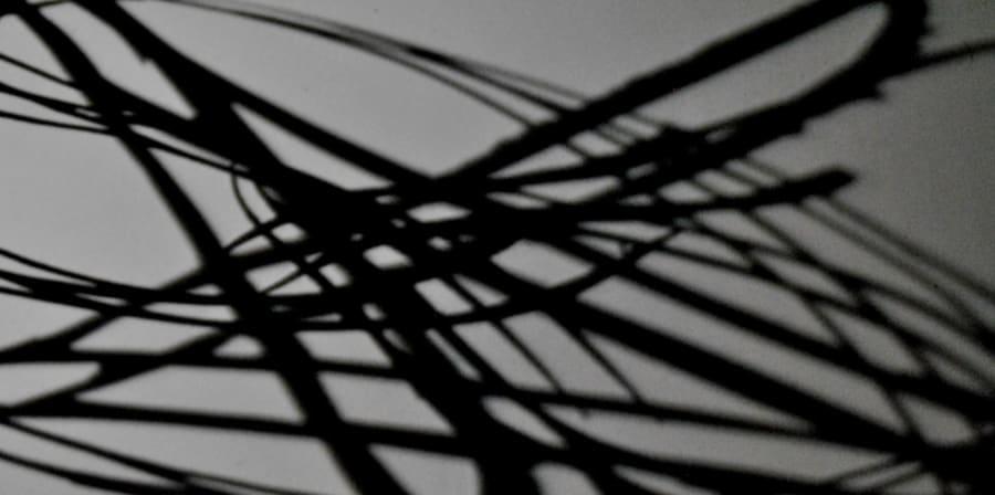 Photograph of shadows