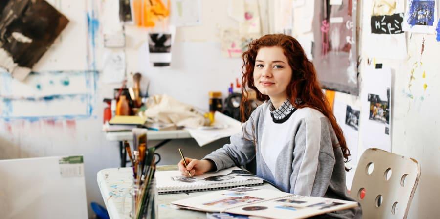 Hannah Snaith, Foundation Diploma in Art & Design, Camberwell College of Arts