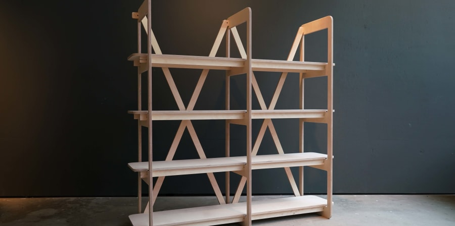 Furniture design as part of workshop to alleviate overcrowded housing