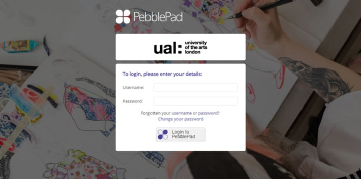 Online document submission tool | UAL