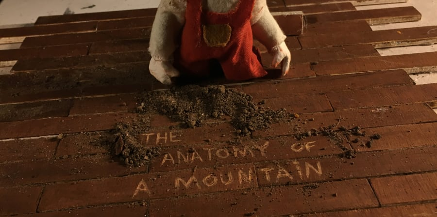 Still taken from 'The Anatomy of a Mountain'. Image credit: Mariana Leal.