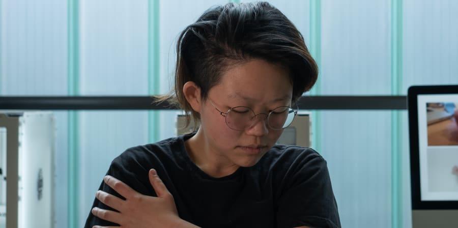 Portrait of Janet Choi
