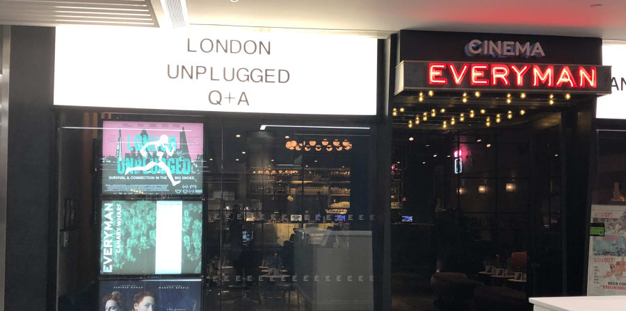 London Unplugged Film Q&A