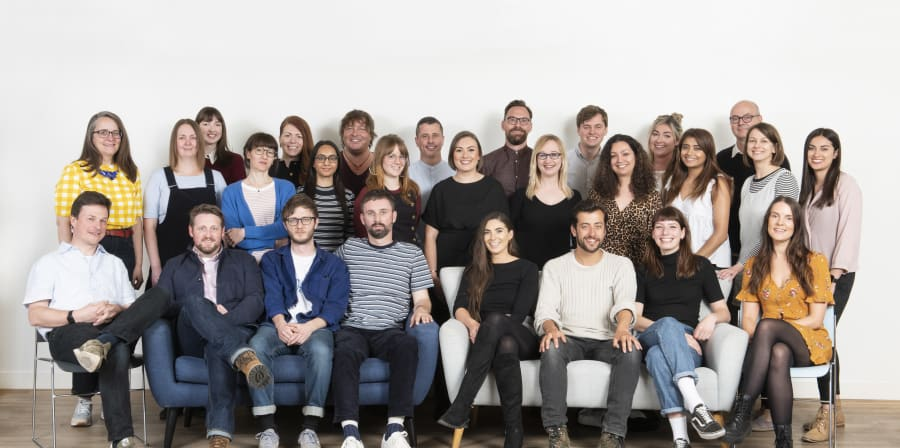 Photograph of UAL Awarding Body Team