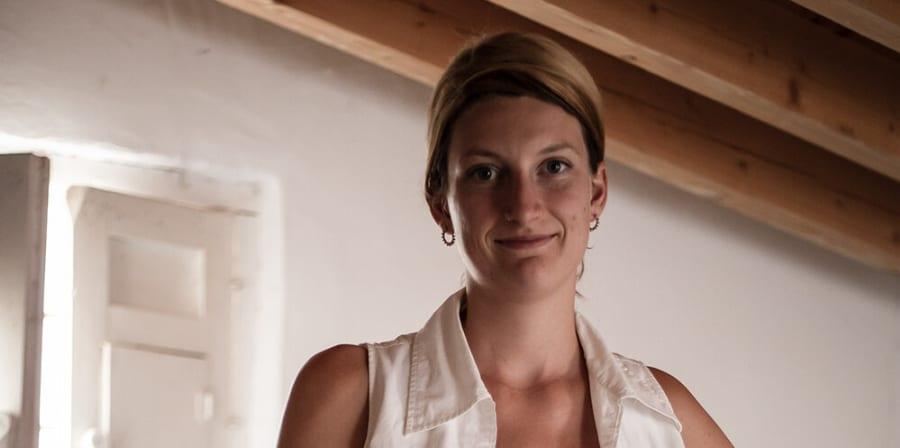 photo of Gwen Vandenbout