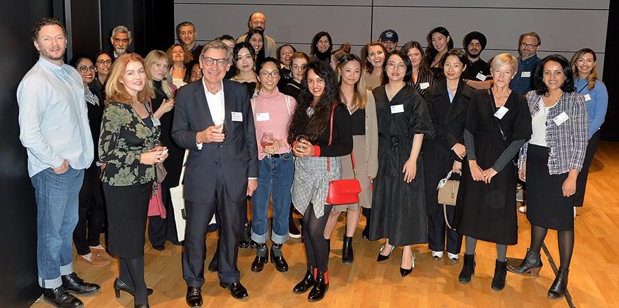 UAL Canada Alumni Group meet-up Oct 2019