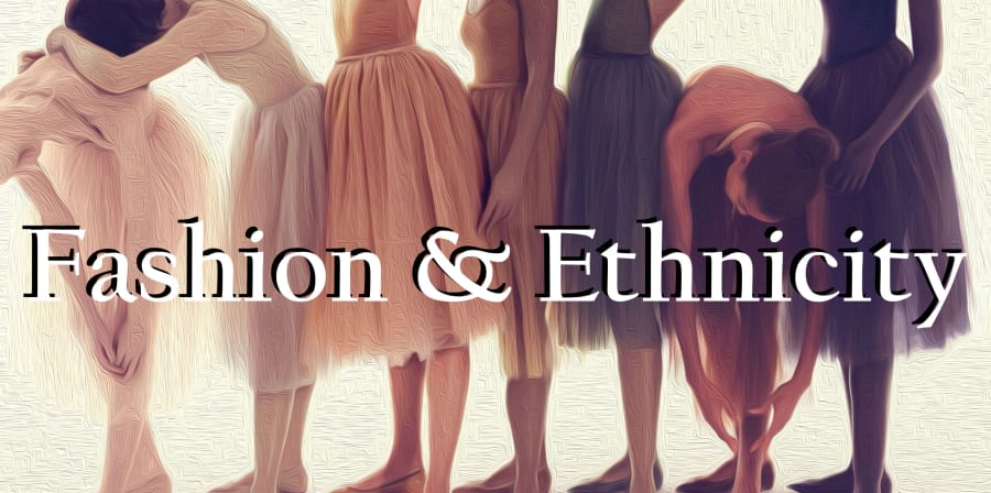 ballerinas in various nude colour skirts