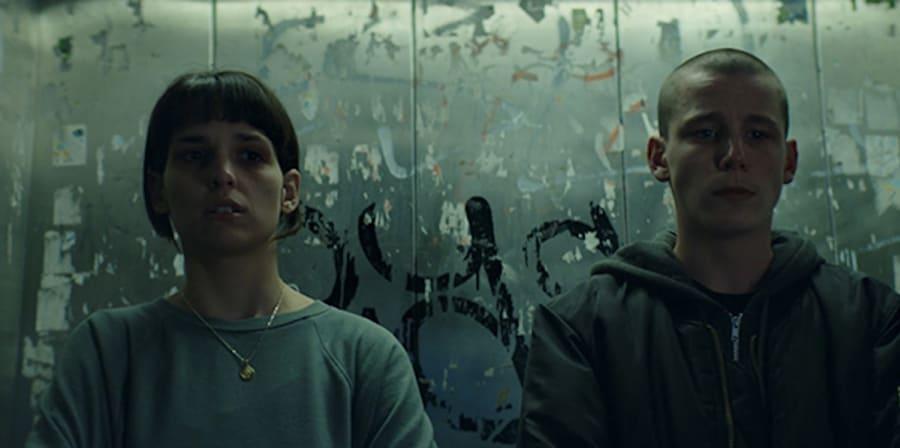 A still from a 2020 film, Thou Shalt Not Hate.