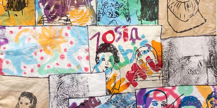 Work by Suzanna Rusak, Barnsley College
